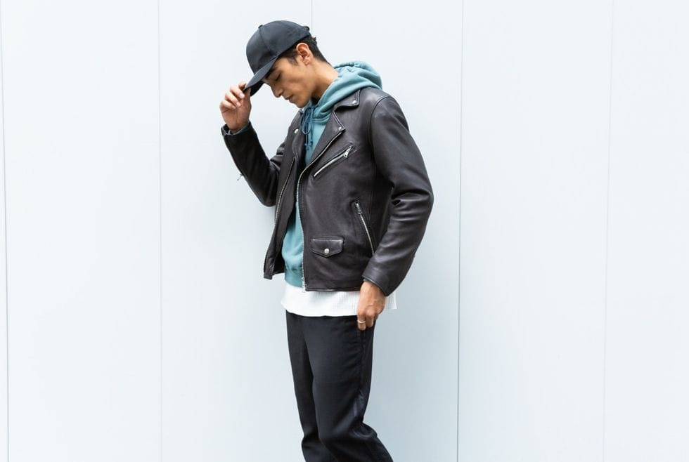 MENS LEATHER STYLING Vol.2